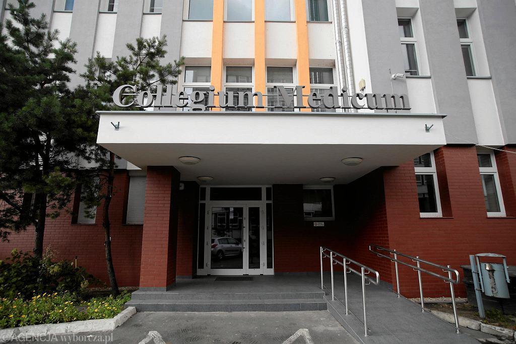 Siedziba Collegium Medicum