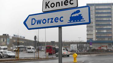 Dworzec Glowny w Olsztynie