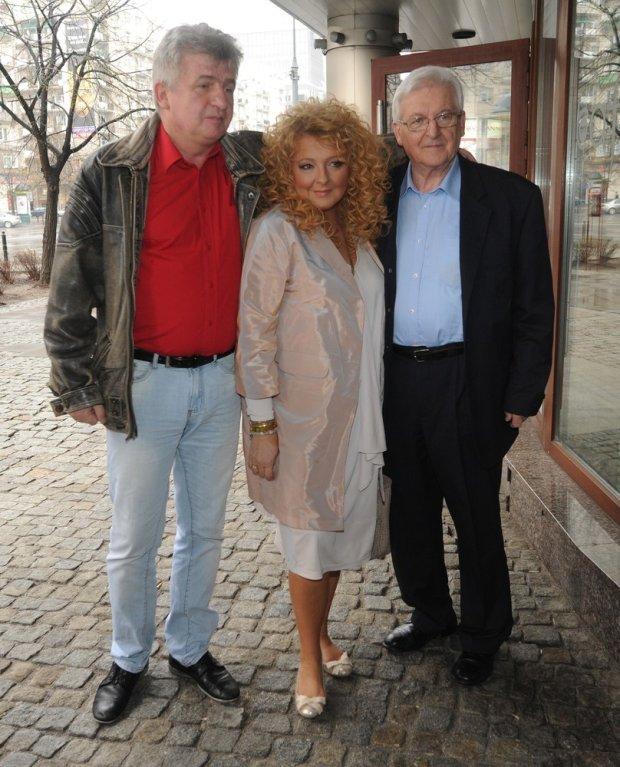 Magda Gessler, Piotr Ikonowicz i Mirosław Ikonowicz, ojciec, brat, rodzice gwiazd