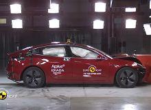 Euro NCAP rozbiło w zeszłym roku wiele aut i wybrało najbezpieczniejsze. Tesla i Niemcy na czele