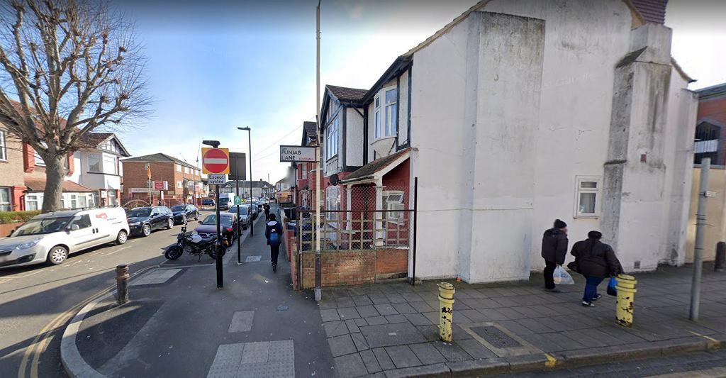 Londyn, okolice hostelu hostelu Pay and Sleep, w którym znaleziono ciało Polki