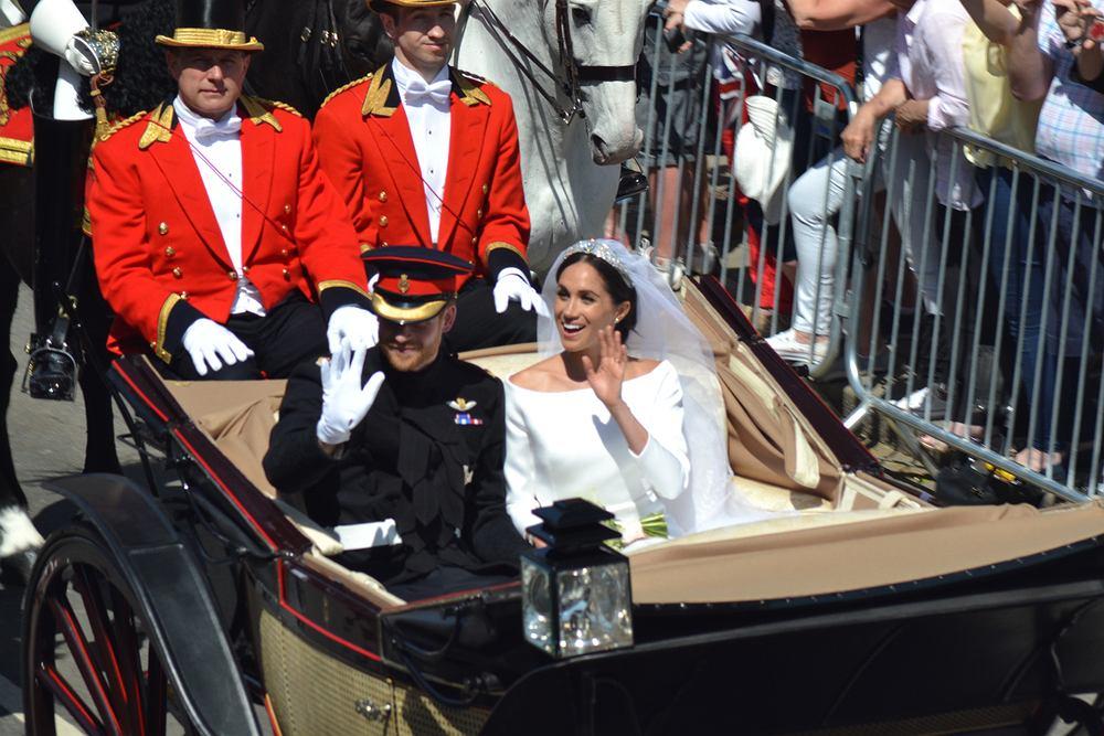 Wpadki na królewskich ślubach