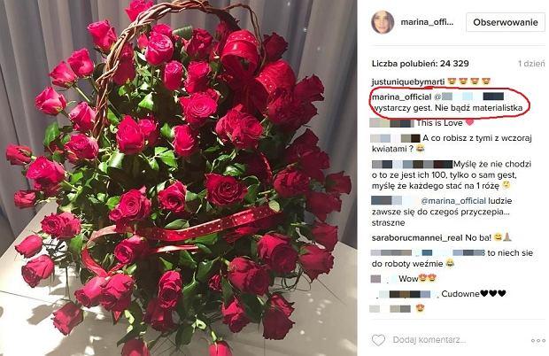 Róże Mariny