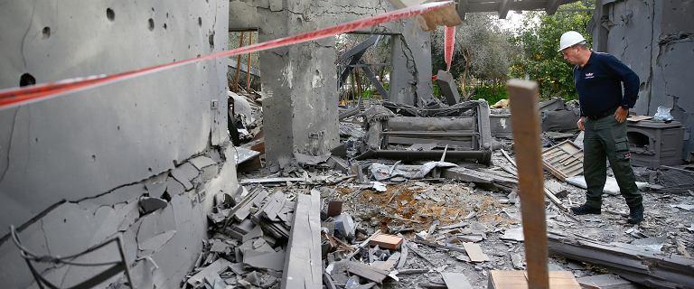 Atak rakietowy na Izrael. Premier Netanjahu skraca wizytę w USA