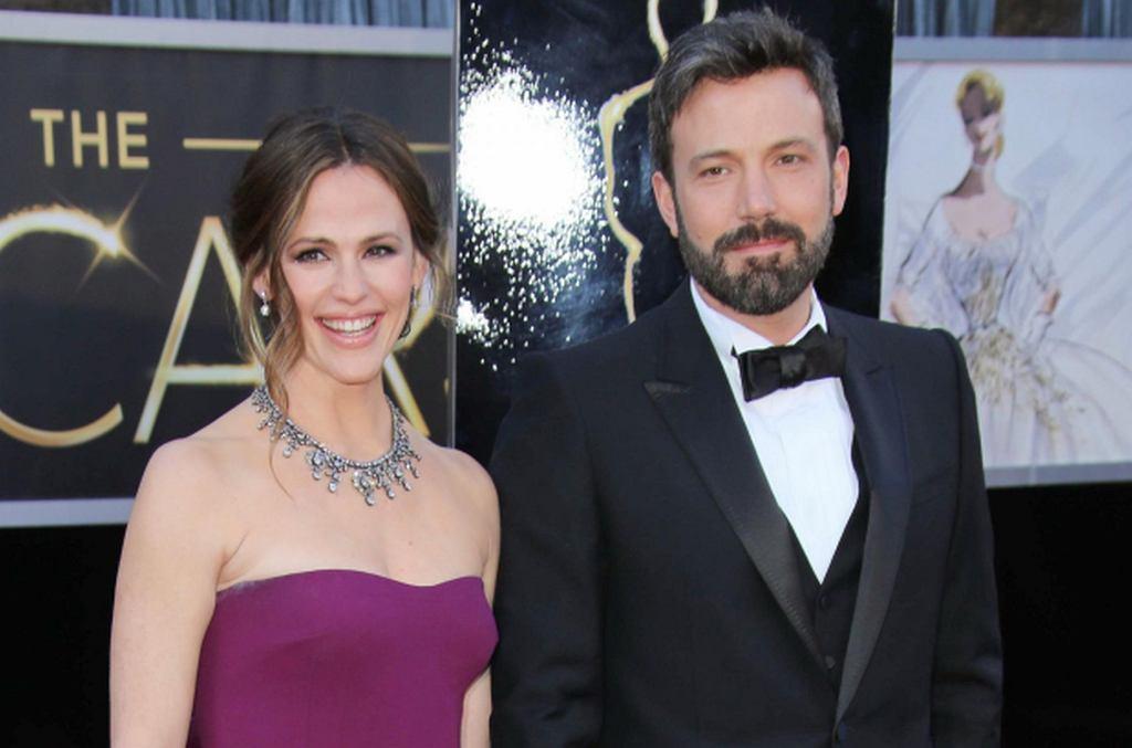 Jennifer Garner i Ben Affleck