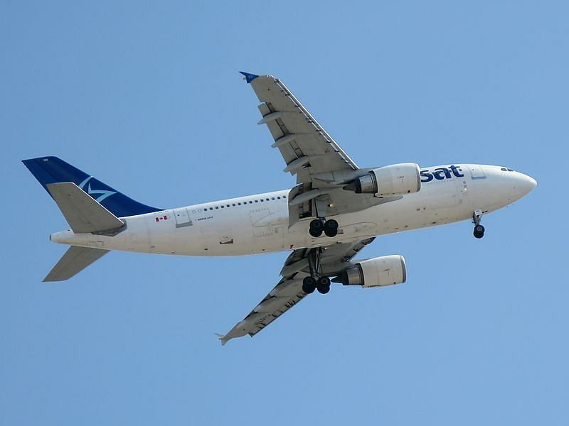 Airbus A310 linii Air Transat