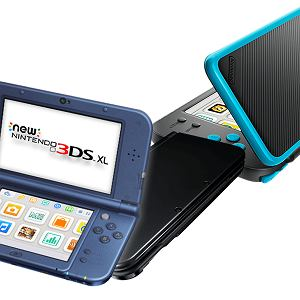 Nintendo 3DS i 2DS