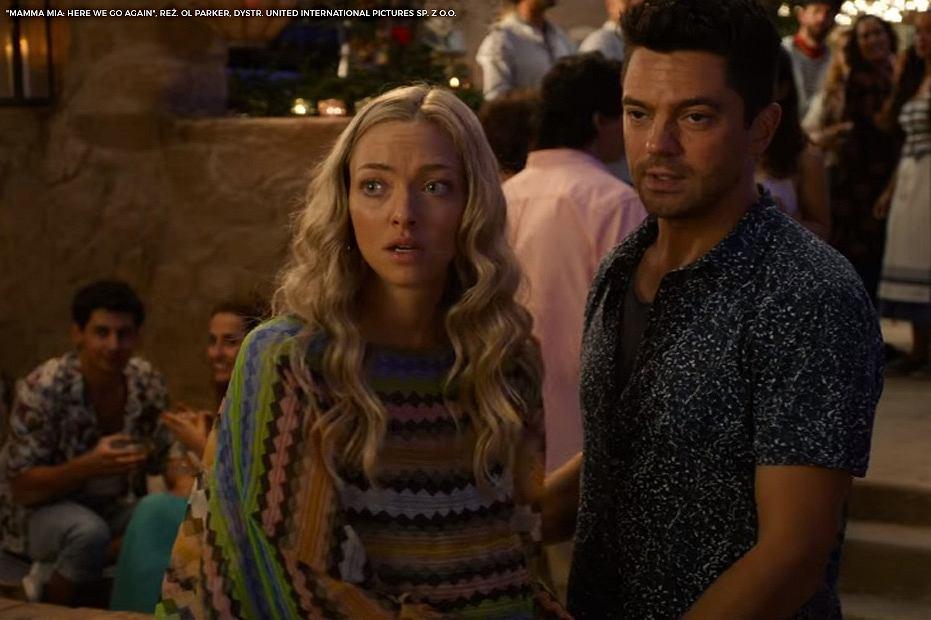 Premiery kinowe lato 2018. Wśród nich również kontynuacja 'Mamma Mia'