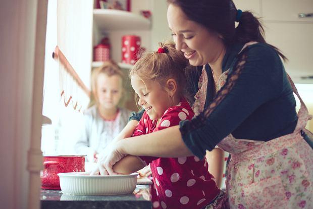 Książki kucharskie dla dzieci - gotuj dla dzieci i z nimi
