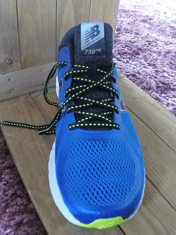 test butów do biegania, new balance bieganie