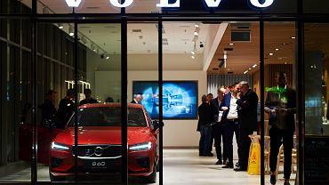 Nowe Volvo S60 debiutuje na polskim rynku