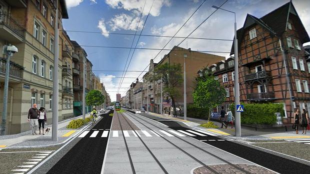 Znalezione obrazy dla zapytania: wierzbięcice tramwaje