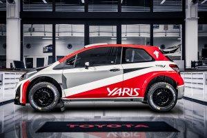 Toyota wraca do WRC | Na czele Tommi Makinen