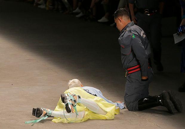 Brazil Model Death