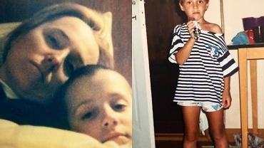 Agata Młynarska złożyła życzenia urodzinowe synowi na Instagramie