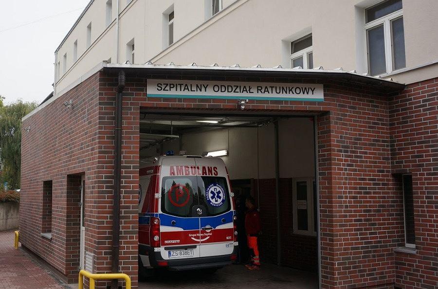 Kobieta rodziła w świebodzińskim szpitalu 14 godzin