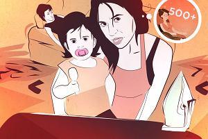 """Jak wygląda siedzenie matek w domach? SPRAWDZAMY I LICZYMY GODZINY """"NICNIEROBIENIA"""""""