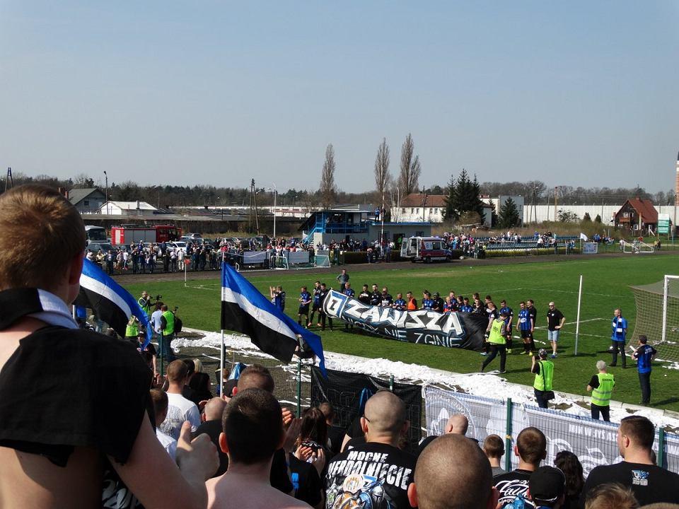 Kieliszki Zawisza Bydgoszcz