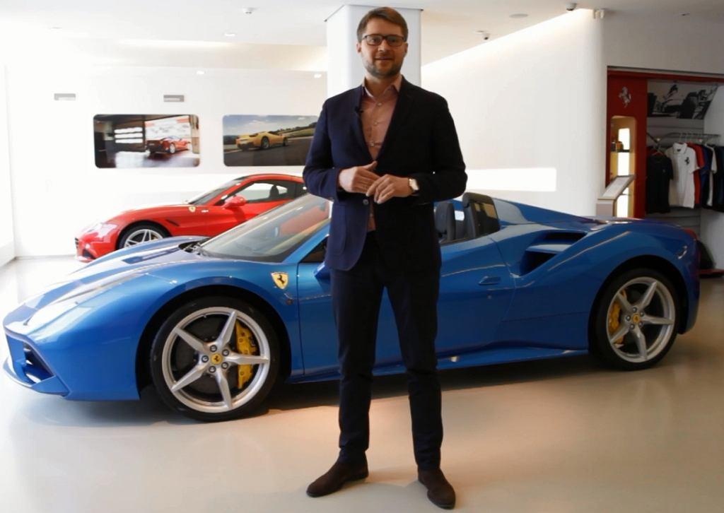 Poznań Motor Show 2017 | Ferrari
