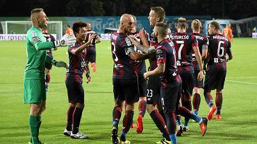 Pogoń Szczecin jest w ćwierćfinale Pucharu Polski