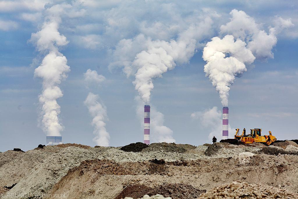 Kopalnia węgla brunatnego