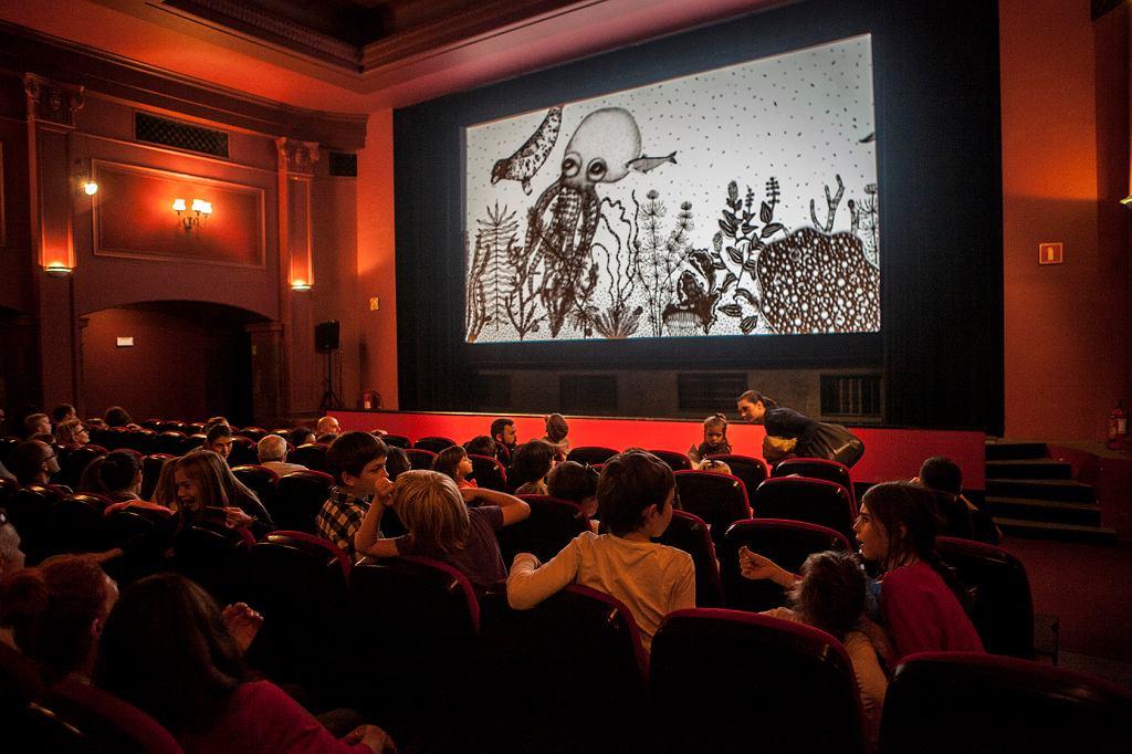 3. Festiwal Filmowy Kino Dzieci / fot. Alicja Szulc