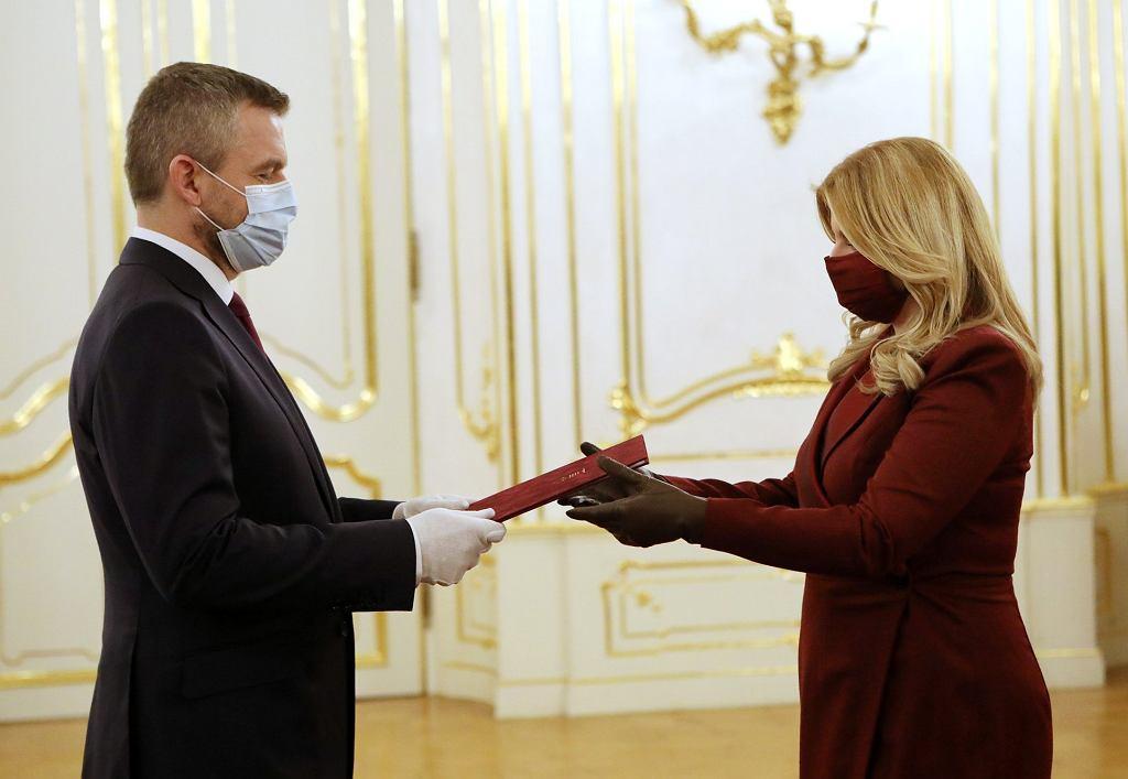 Dymisja rządu na Słowacji