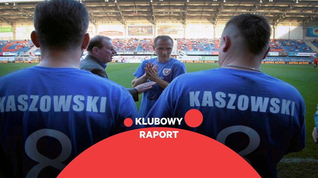 Benefis Jarosława Kaszowskiego w Gliwicach