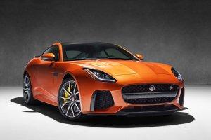 Salon Genewa 2016 | Jaguar F-Type SVR | Mocy przybywaj!