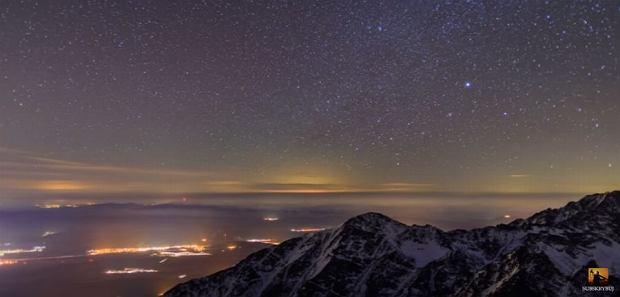 19 tysięcy zdjęć i ponad 120 godzin ciężkiej pracy. Tak powstało wyjątkowe wideo nieba nad Tatrami