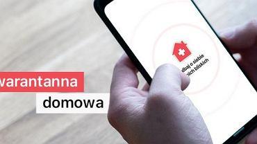 Aplikacja Kwarantanna jest obowiązkowa od 1 kwietnia