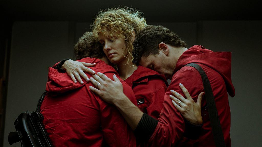 'Dom z papieru', sezon 4. 'La casa de papel'