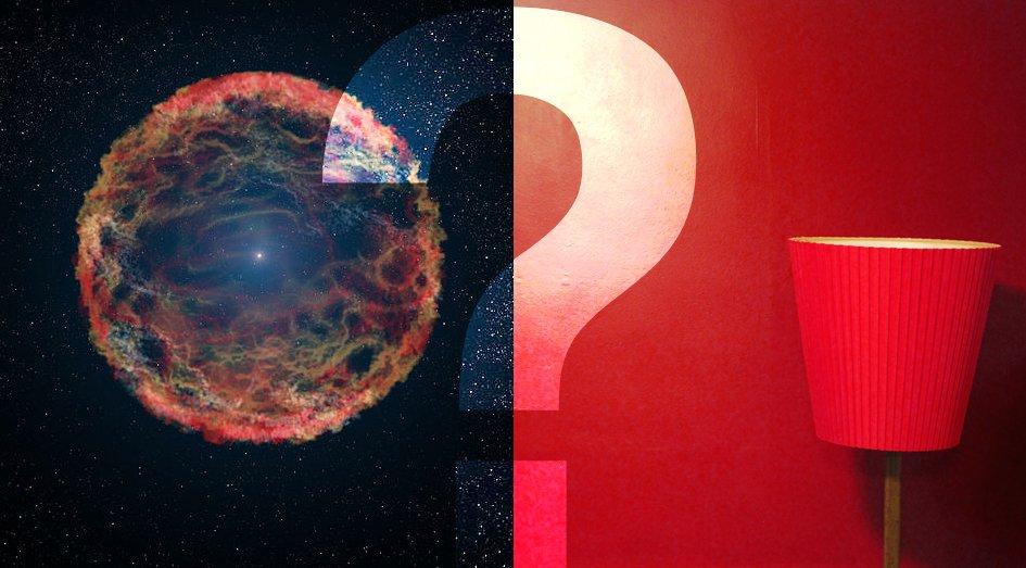 Dlaczego kolor czerwony jest taki popularny i co to ma wspólnego z umierającymi gwiazdami?