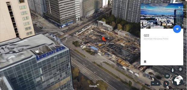 Q22 w Google Earth