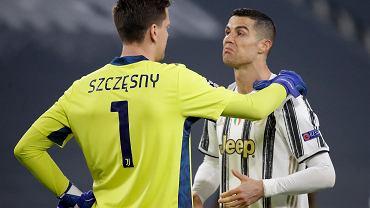 Wojciech Szczęsny, który od juniora krąży po Europie, oraz Cristiano Ronaldo. Bramkarz Juventusu będzie współpracował z Portugalczykiem nie tylko w klubie, ale i reprezentacji