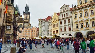 W stolicy Czech, Pradze, coraz częściej można spotkać fałszywych przewodników