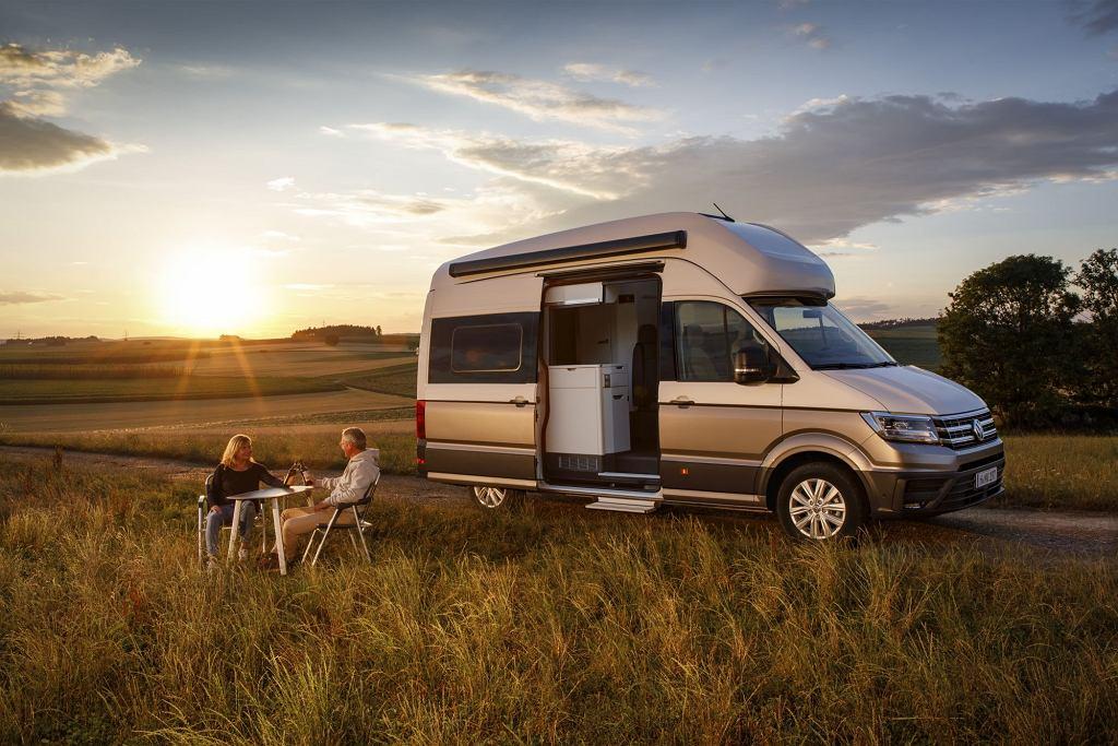 Volkswagen Grand California 2018