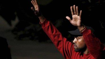 """Kanye West na premierze """"The Life of Pablo"""" i kolekcji Yeezy 3"""