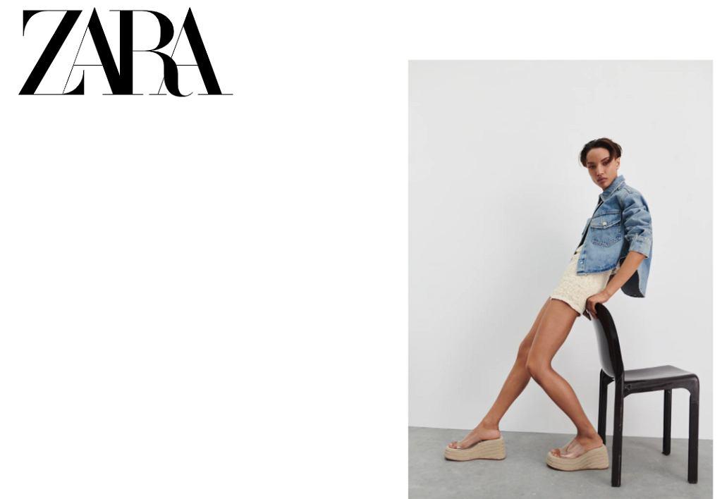 klapki Zara