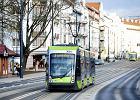 Pół wieku bez tramwaju. Mieszkańcy Olsztyna mogą się teraz cieszyć z ich powrotu