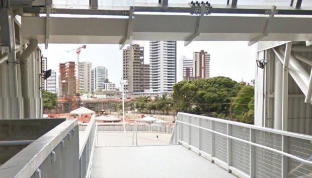 Estadio das Dunas w Natal