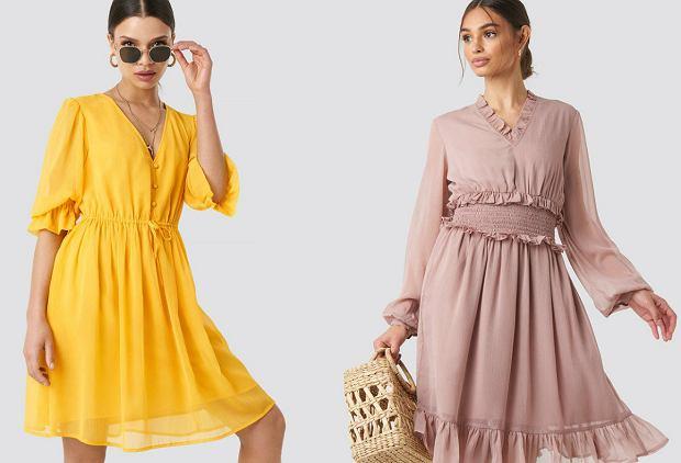 Piękne sukienki boho na lato