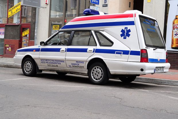 Polonez Ambulans