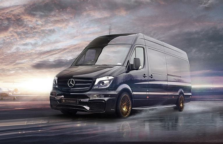 Mercedes Sprinter Carlex Design