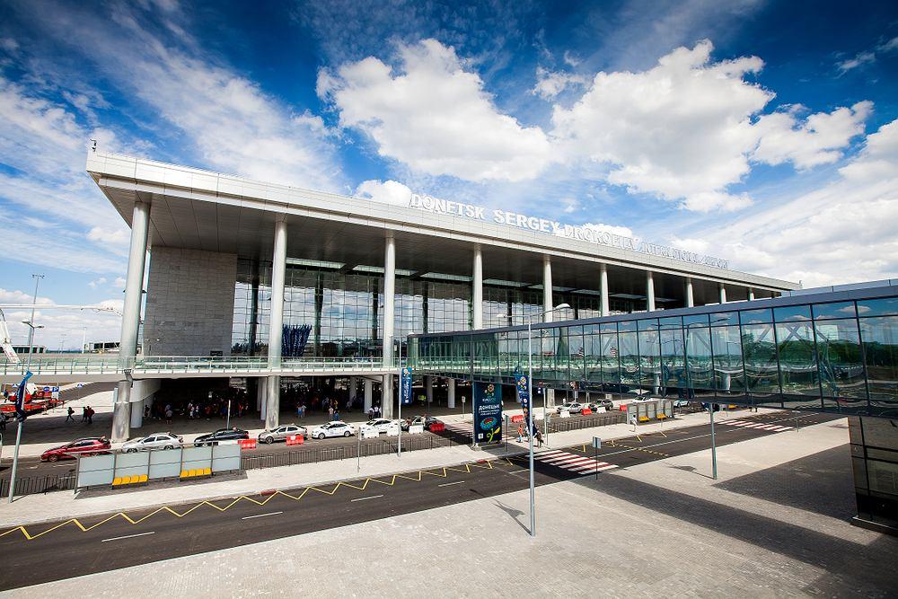 Nowy terminal przed wojną...