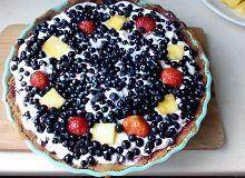 Tarta leśniczego, czyli smakołyk z jagodami - ugotuj