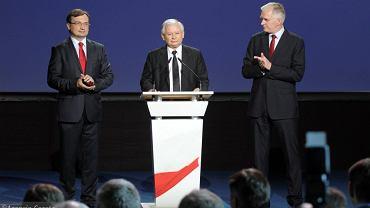Kaczyński ma wejść do rządu Morawieckiego. Porozumienie czeka na powrót Gowina
