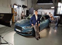 Studio Biznes odc. 2. Wysokie ceny jedzenia, marsjański łazik i nowy Ford Mondeo Hybrid