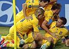 Szeeeeew-czen-koooo! czyli Ukraina wygrywa ze Szwecją