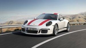 Porsche 911 R | Złota inwestycja